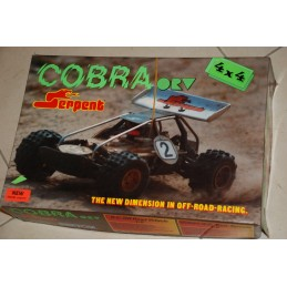 "Vintage SERPENT Cobra - Kit 4x4 ""M"""