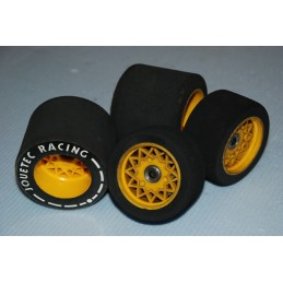 Vintage SERPENT MKIII - Wheels/Tyres (4)