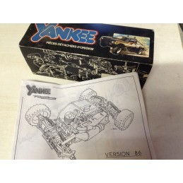 Vintage Yankee - Set de conversion Racing 86
