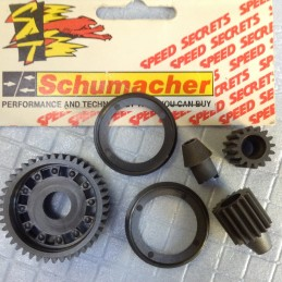 Vintage Schumacher - Set de transmission Club 10-2