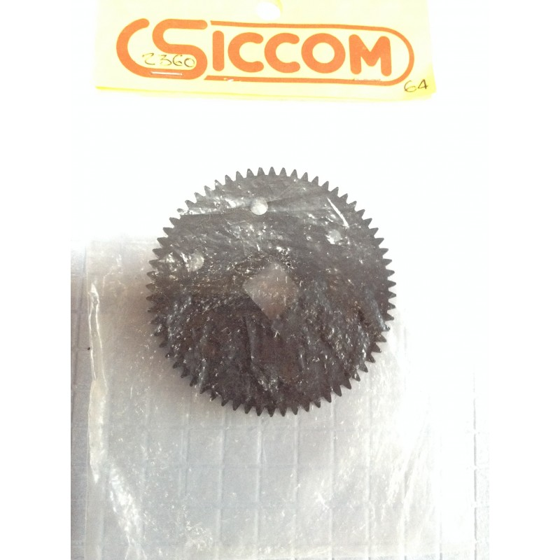 Vintage SICCOM Macho - Couronne 64 dents