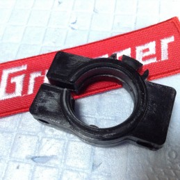 Vintage Graupner Bell 222 - Collier poûtre de queue 20mm