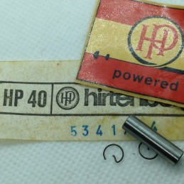 Vintage HP Silver Star 40 FS - Axe de piston & circlips