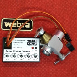 Vintage WEBRA - AMC05 & MC 9mm