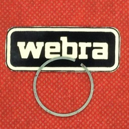 Vintage WEBRA SPEED 61& Black Head - Segment 24mm