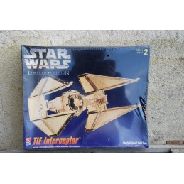 Star Wars Tie Interceptor AMT