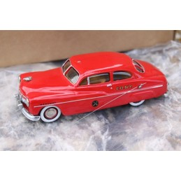Ford Mercury 1950 rouge Fertigmodell