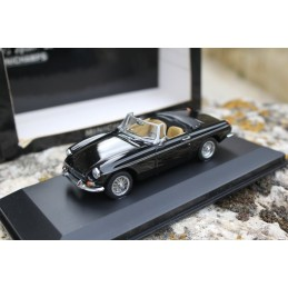 MG B Cabriolet 1962-69 black