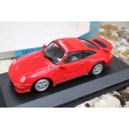 Porsche 911 Carrera RS 1995 Rouge