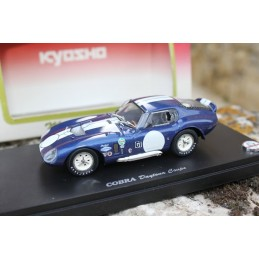 Cobra Daytona Coupe Blue Kyosho