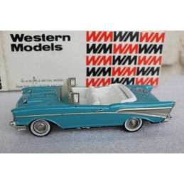 WMS 44X 1957 Chevrolet Bel-Air Western Models