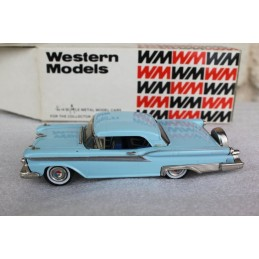WMS 46 1959 Ford Galaxie Skyliner Western Models