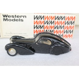 WMS 7 Bugatti type 57SC Atlantic Western Models