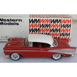 WMS 44 1957 Chevrolet Bel-Air Western Models