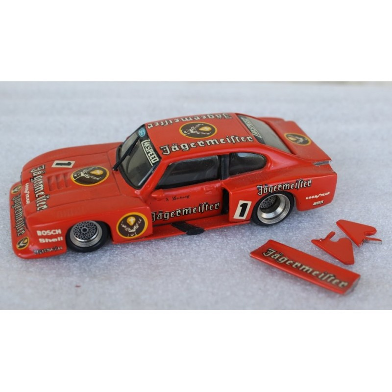 Mini Racing Ford Capri turbo 82