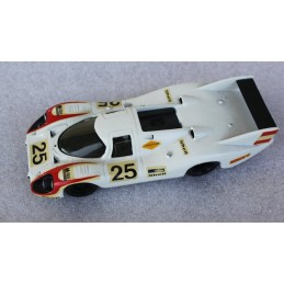 Mini Racing Porsche 917L Elford n°25 LM 70