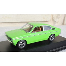 Opel Kadett C Coupe 1973-77 green Minichamps