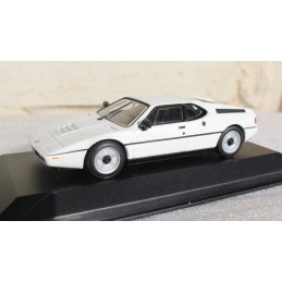 BMW M1 Street 1978-81 white Minichamps