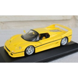 Ferrari F50 1995 yellow Minichamps