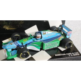 Benetton Ford B194 Lehto Minichamps