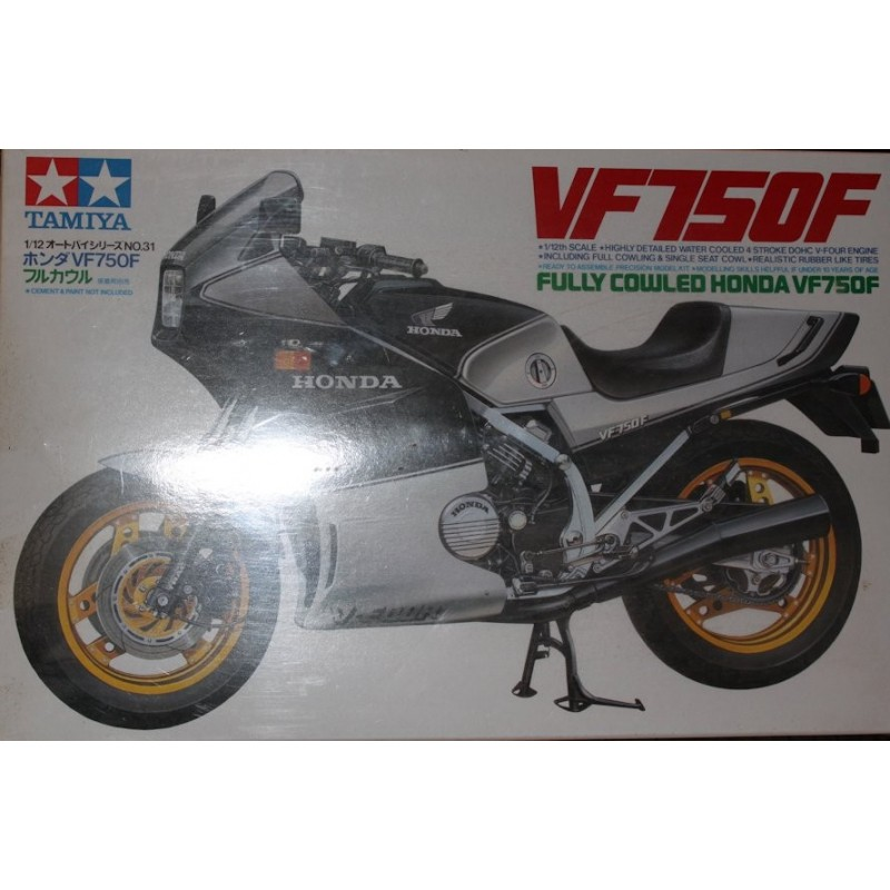 Fully Cowled Honda VF750F