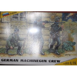 German Machinegun Crew