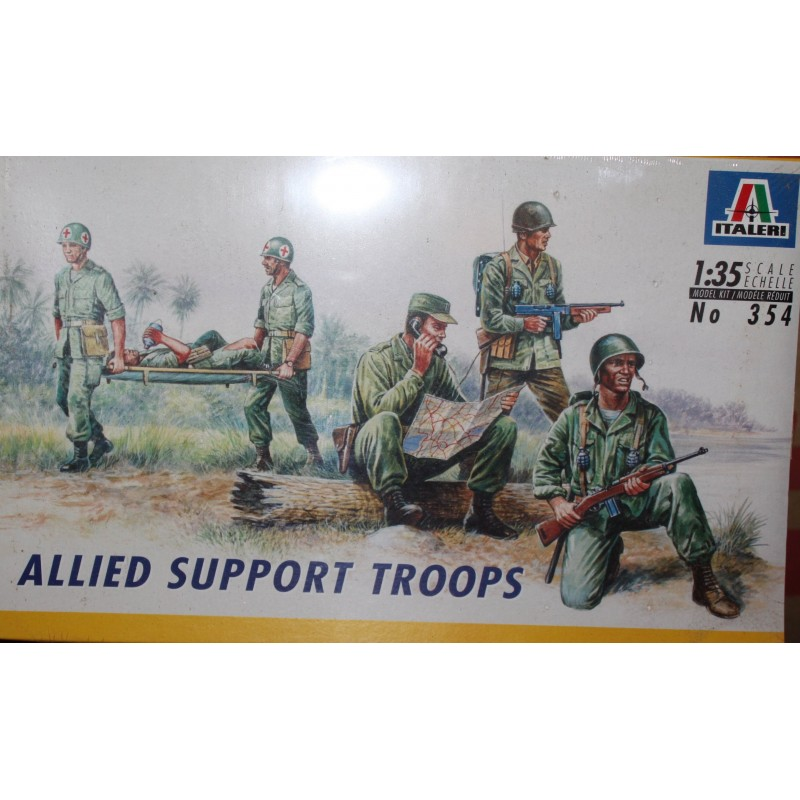 Allied Support Troops