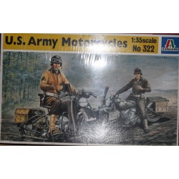 U.S. Army Motorcycles