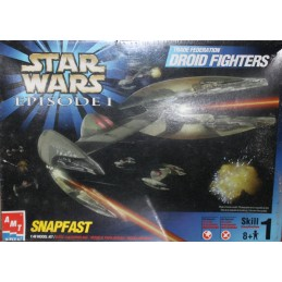 Star Wars Trade Federation Droid Fighters