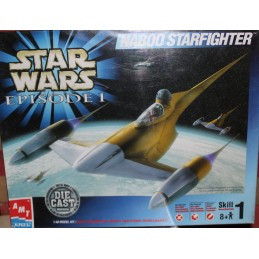 Star Wars Naboo Starfighter