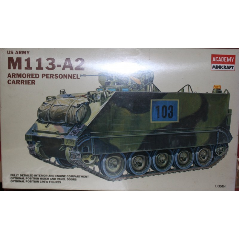 US Army M113-A2 Armored Personnel Carrier