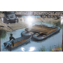 German Pontoon Set