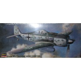 Focke Wulf Fw190A-6 Night Fighter
