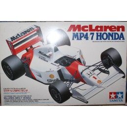 Mc Laren F1 MP4/7 Honda