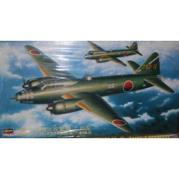 Mitsubishi G4M2A Type 1 Attack Bomber (Betty) Model 24