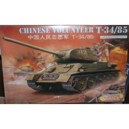 Chinese Volunteer T-34/85