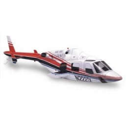 Bell222 red painted 50 size CN4039AR