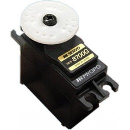 JR PROPO NES-8700G Super Servo Hi-Speed pour anticouple