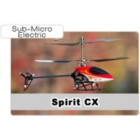 SPIRIT CX 2.4Ghz